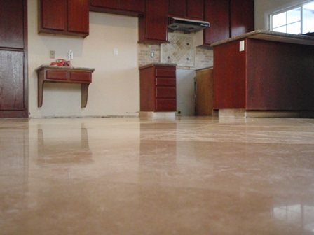 Tile Floor Stripping And Polishing Lennys Professional Floor Services